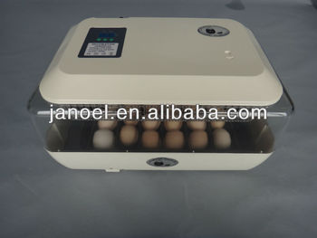 new mini automatic incubator JANOEL24 egg incubator