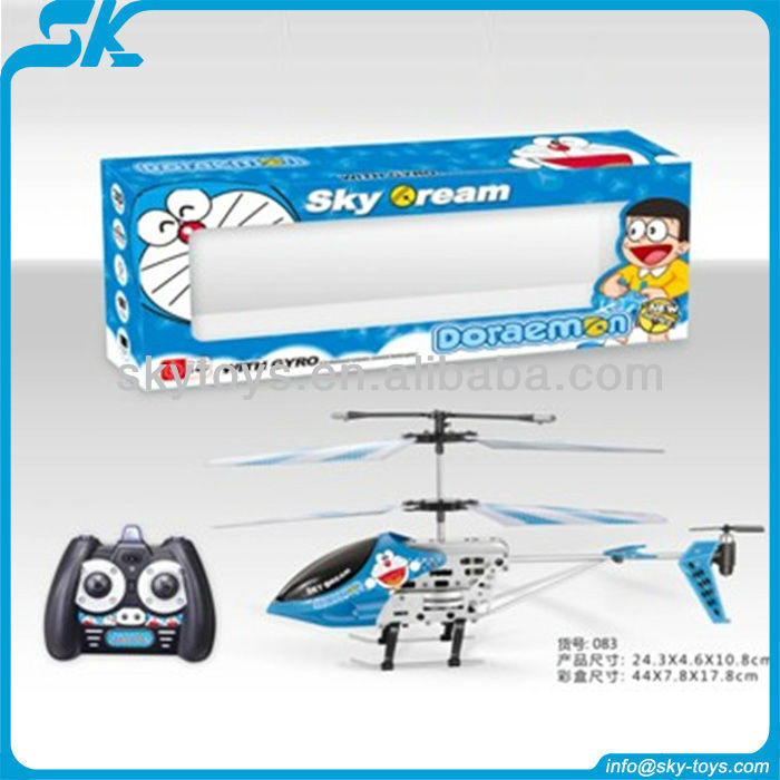 2012 TOP SELLING! NEWEST 3.5CH RC GIRL HELICOPTER WITH GYRO