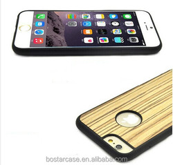 Natural wood case for iPhone 6