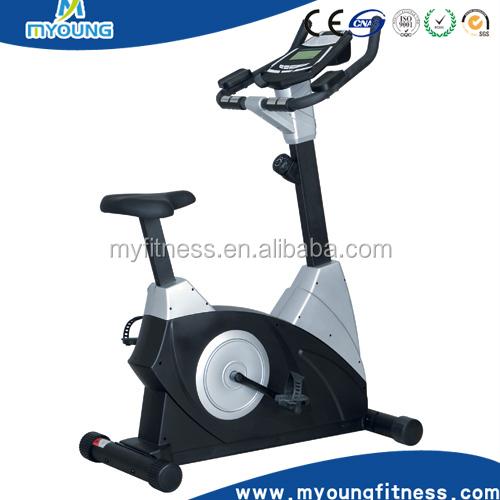 Commercial Gym Equipment Light style Upright Exercise Bikes