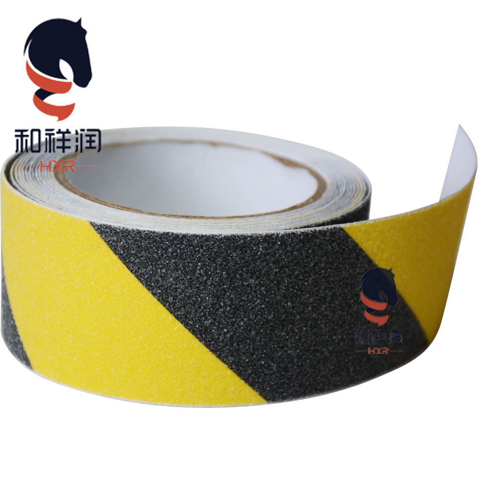 High Quality Sand Grid PVC Anti Slip Adhesive Tape Non Slide Warning Tape