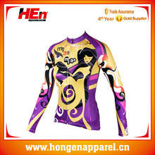 HOT SALE!!! Manufacture custom cycling bike jersey sport Riding Bicycle Clothing