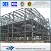 Light frame steel building construction prefabricated light steel structure