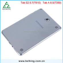 Ultra thin TPU Gel back cover case for Galaxy Tablets, Invisible transparent TPU case for T110 T230 T350 T530