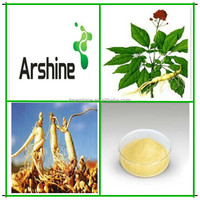 2014 new product 10%-80% Ginsenosides red panax ginseng extract