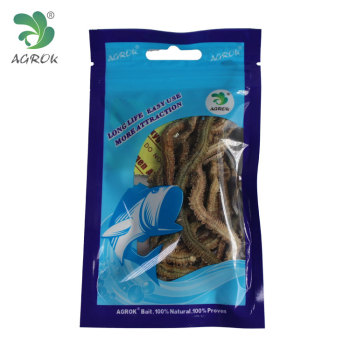 Agrok  fishing bait freeze dry lugworm