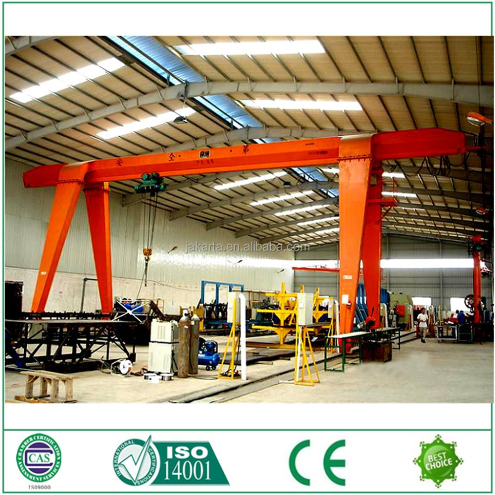 QD Type Electric overhead bridge crane manufacturer, Double-beam Bridge Crane