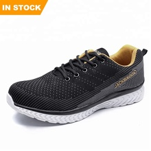 JACKBAGGIO industrial safety shoes low price steel toe shoes work shoes S3