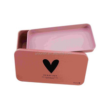Wholesale custom gift tin box packaging