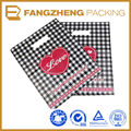 printed ldpe bags/Shopping Industrial Use accept custom order die cut plastic bag