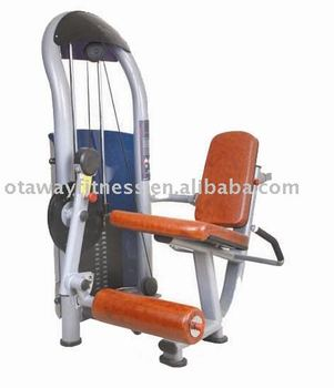 leg extension fitness equipment