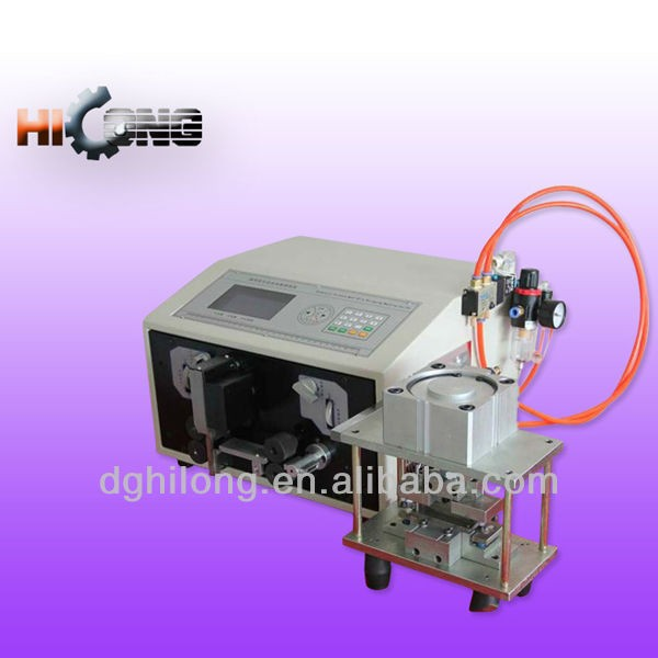 High speed cable wire cutting stripping machine HL-329