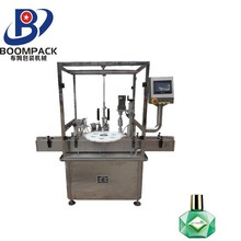 Factory Directly automatic e-liquid filling capping machine