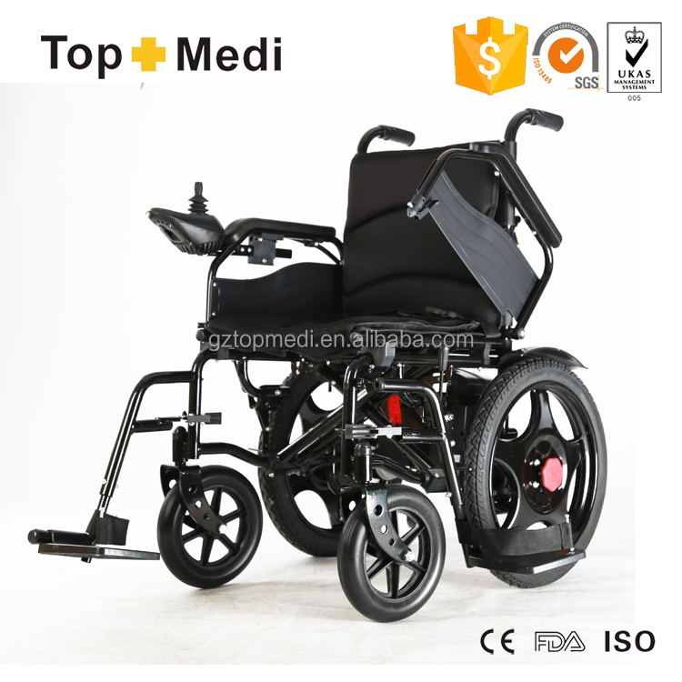 Rehabilitation Medical Equipment Foldable Light Weight self propelled wheelchair Electric