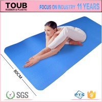washable yoga mat 10/12/15MM anti-slip eco exercise mats