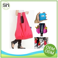 Fine quality hot selling polyester foldable tote bag