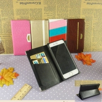 Super thin TPU cell phone case for iphone 6 plus flip wallet phone cover for iphone 6 wholesale