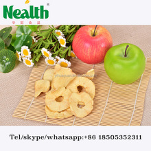 Natural and healthy snack dehydrated apple chips nutrition