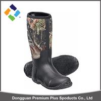 Men's Waterproof Durable Rubber Neoprene Outdoor Boots