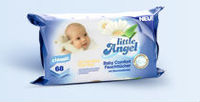 Little Angel Classic - Moisturized wipes for kids
