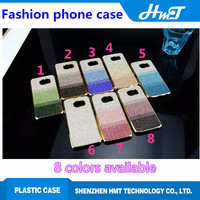 Fashion bling bling phone case for galaxy note 5