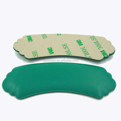 High Quality latex .comfortable insoles shoes material .footcare latex designer shoe insoles.