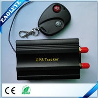 Economical Price Vehicle GPS Tracker SMS tracking on cellphone with google maps link