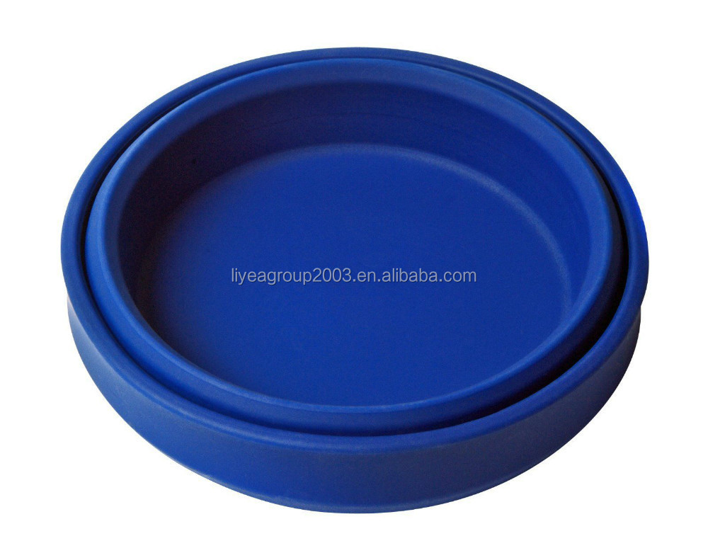 World Famous Folding Silicon Cup/Bowl