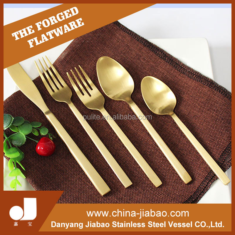hot sale cheap can be plated gold colour olive garden dinnerware forged safe food grade