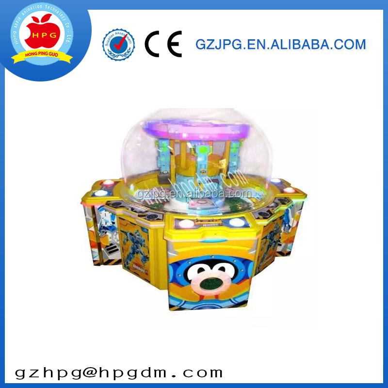 amusement park coin operated prize game machine for sale