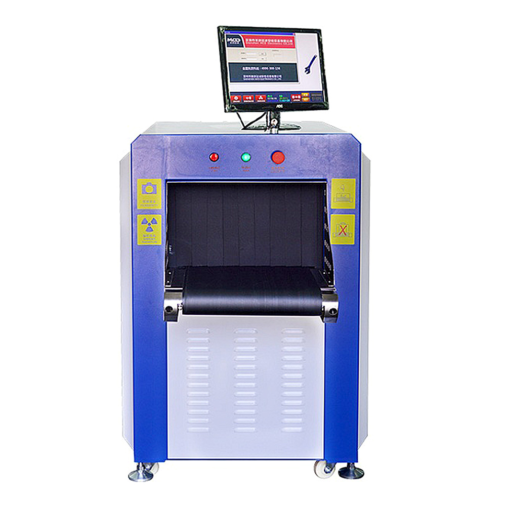 MCD-5030A Factory Original Direct Selling Checked Airport Baggage & Luggage X-Ray Machines, Airport X-ray Scanners For Subway
