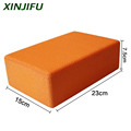 Hot press EVA foam yoga blocks brick Closed cell foam blocks anti slip comfortable yoga brick for wholesale