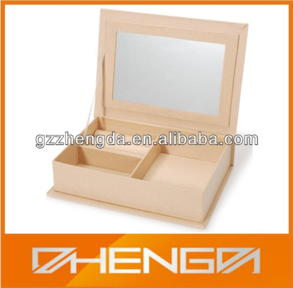 Hot!!! Customized Made-in-China Clear Jewelry Box Display Products Unique Packaging For Accessory(ZDK13-J011)