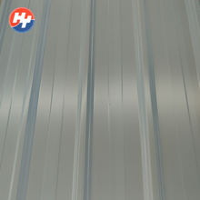Cheap 0.7 mm thick aluminum zinc corrugated roofing steel sheet