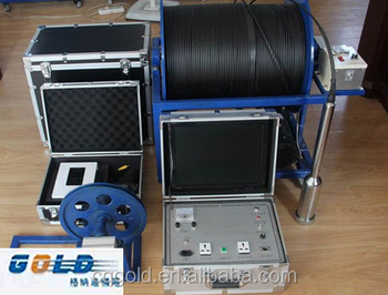 GYGD 1000m borehole inspection camera