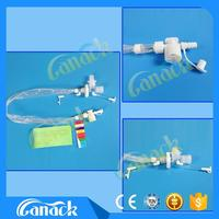Medical Consumables 6fr infant closed suction catheter for child and adult