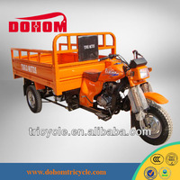 New strong front suspension cargo moto trike