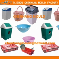 2015 fluted plastic bin molds for plastics for GRC part (good quality)