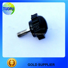 China factory screw with plastic head,plastic head screw,decorative head screw