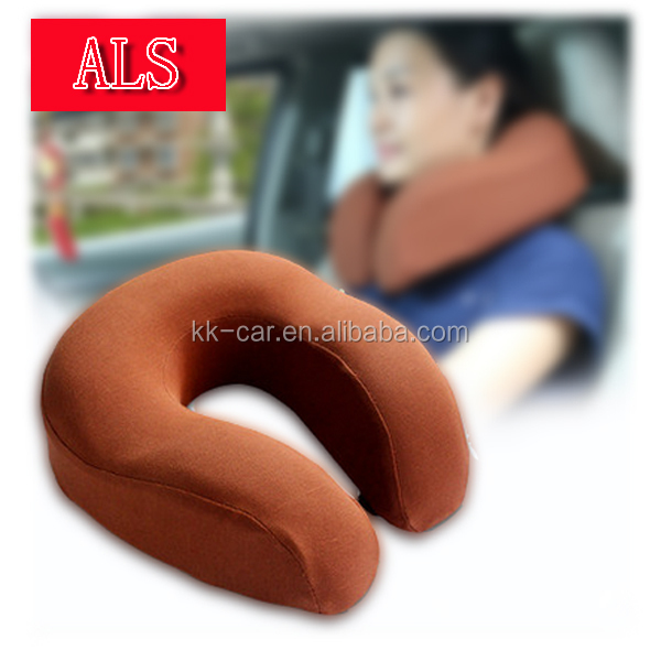 <strong>U</strong> shape Memory Foam Travel Pillow