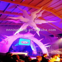 excellent quality concert decorations inflatable arch & star decoration