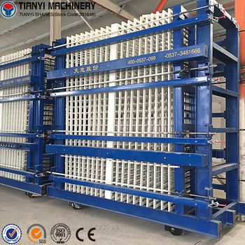 Cement panel production line /eps foam cement sandwich panel machine