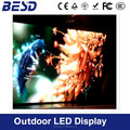Commercial advertising outdoor led video wall panel p5mm
