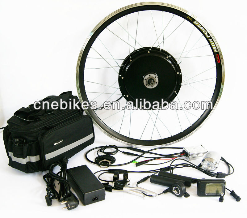 front wheel 48v 1000w brushless electric bicycle e-bike motor