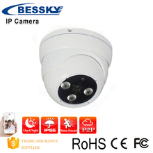 High resolution 5mp HD IP Camera H.265 H.264 WDR 3D Low stream POE Onvif P2P network Camera