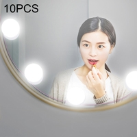 Hot Selling 10 PCS 10W Multi-Level Adjust Brightness White Light Makeup Mirror Vanity LED Light Bulb