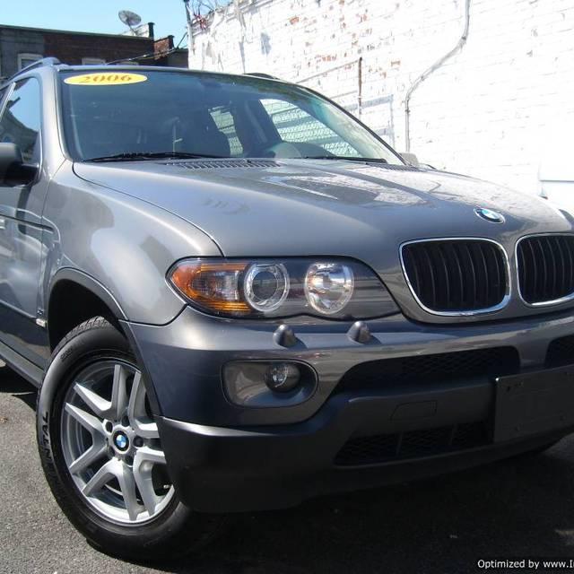 2006 BMW X5 61K mi. w/Rear Shades, Panoramic S/R~CLEAN CARFAX~ used cars