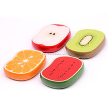 New Products 2017 Electronics Mobile Power USB fruit Shape Power Bank 8000mAh