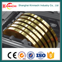 Free Inspection Copper And Zinc Alloy C27200 Fine Tin Plating Brass Strip Specification