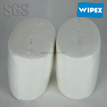 spunlaced nonwoven disposable diaper liners